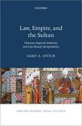 Cover for Law, Empire, and the Sultan