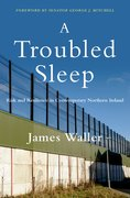 Cover for A Troubled Sleep