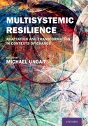 Cover for Multisystemic Resilience - 9780190095888