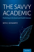 Cover for The Savvy Academic