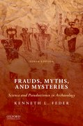 Cover for Frauds, Myths, and Mysteries