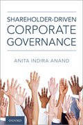 Cover for Shareholder-driven Corporate Governance