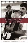 Cover for Roma Music and Emotion - 9780190096793