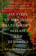Cover for Six Steps to Managing Alzheimer