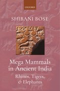 Cover for Mega Mammals in Ancient India