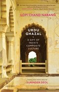 Cover for The Urdu Ghazal