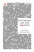 Cover for Rethinking Law and Violence