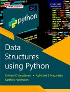 Cover for Data Structures using Python