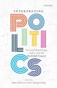 Cover for Interpreting Politics