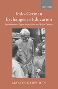 Cover for Indo-German Exchanges In Education