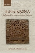 Cover for Before Krsna