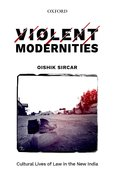 Cover for Violent Modernities