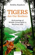 Cover for Tigers are Our Brothers