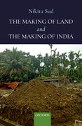 Cover for The Making of Land and The Making of India