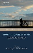 Cover for Sports Studies in India