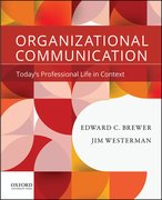 Cover for Organizational Communication