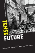 Cover for Tense Future