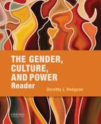 Cover for The Gender, Culture, and Power Reader