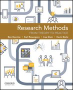 Cover for Research Methods