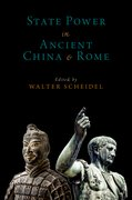 Cover for State Power in Ancient China and Rome