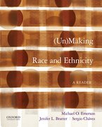 Cover for Unmaking Race and Ethnicity