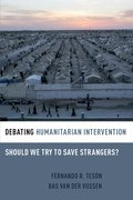 Cover for Debating Humanitarian Intervention - 9780190202910