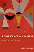 Cover for Significance and System