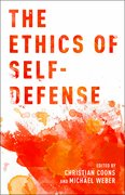 Cover for The Ethics of Self-Defense