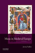Cover for Music in Medieval Europe