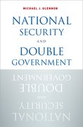Cover for National Security and Double Government