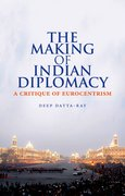 Cover for The Making of Indian Diplomacy