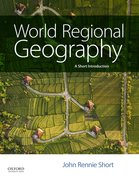 Cover for World Regional Geography