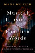 Cover for Musical Illusions and Phantom Words