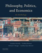Cover for Philosophy, Politics, and Economics