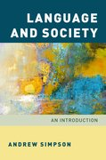 Cover for Language and Society - 9780190210663