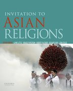 Cover for Invitation to Asian Religions