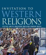 Cover for Invitation to Western Religions