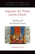 Cover for Augustine, the Trinity, and the Church