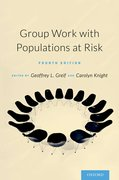 Cover for Group Work with Populations At-Risk