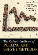 Cover for The Oxford Handbook of Polling and Survey Methods