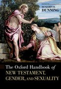 Cover for The Oxford Handbook of New Testament, Gender, and Sexuality