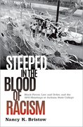 Cover for Steeped in the Blood of Racism