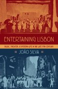 Cover for Entertaining Lisbon