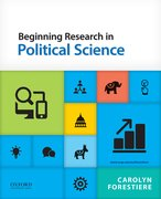 Cover for Beginning Research in Political Science