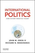 Cover for International Politics
