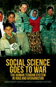 Cover for Social Science Goes to War