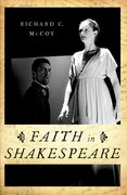 Cover for Faith in Shakespeare