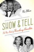 Cover for Show and Tell - 9780190221010