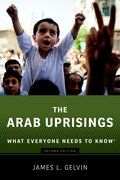 Cover for The Arab Uprisings