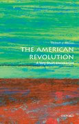 Cover for The American Revolution: A Very Short Introduction